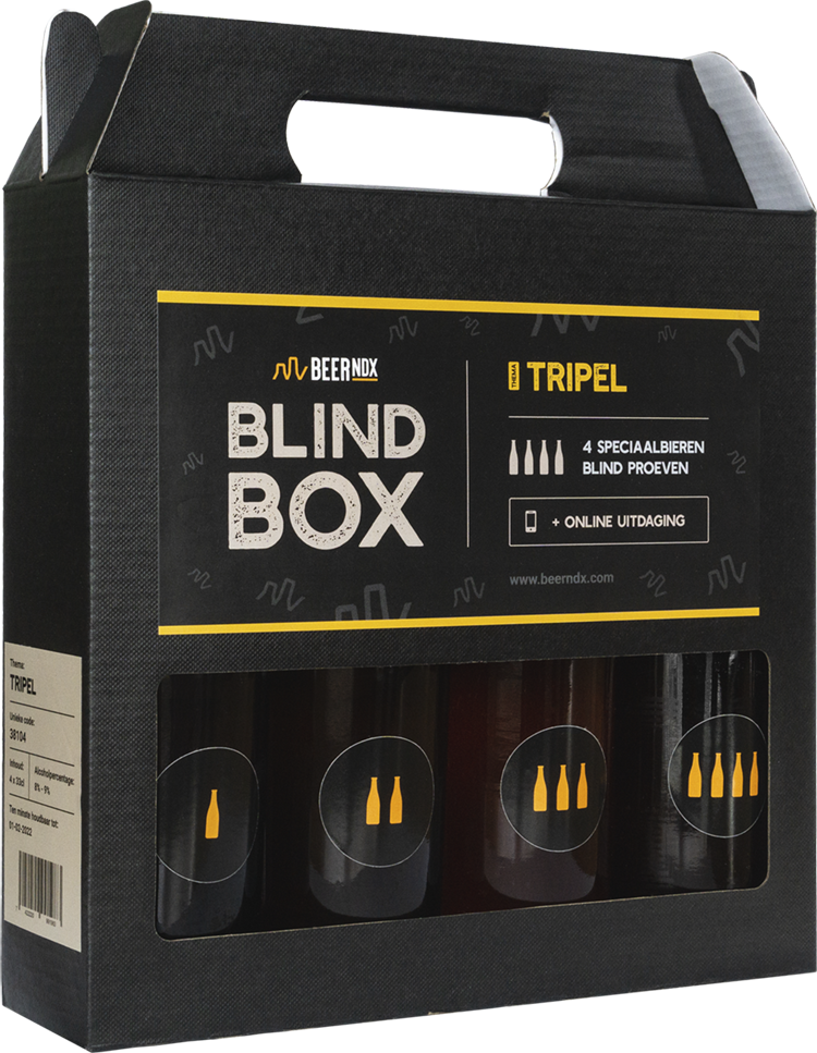 BeerNDX Blind Box